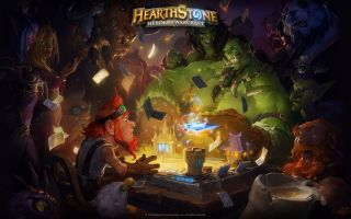 Играйте бесплатно в Hearthstone от Blizzard