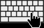 Как установить полную 5-строчную сенсорную клавиатуру на Android