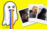 Как отправить несколько фотографий в Snapchat сразу