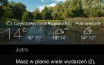 Лучшие погодные виджеты для iPhone и iPad