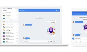 Как использовать сообщения Android в Интернете