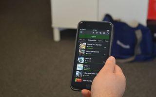 Как подключить телефон к Xbox One