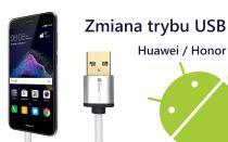 Как изменить режим подключения USB в Huawei и Honor