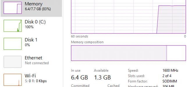 Найдите и устраните утечки памяти в Windows 10 [решено]