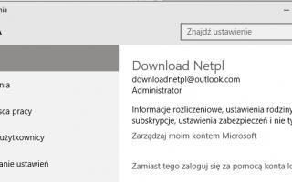 Как создать учетную запись Windows 10 из Gmail или Yahoo
