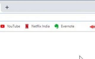 Как скрыть закладки в Chrome? — 4 простых способа!