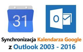 Синхронизация Календаря Google с Outlook (с 2003 по 2016 год)