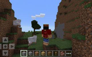 Как создать скин для Minecraft Pocket Edition и установить его на Android