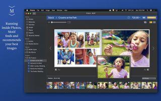 Как использовать Mac для печати фотокниг, календарей и многого другого