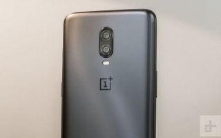 OnePlus 6T наконец-то официально: вот где его купить