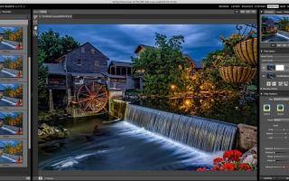 Примечание — бесплатная программа обработки фотографий!