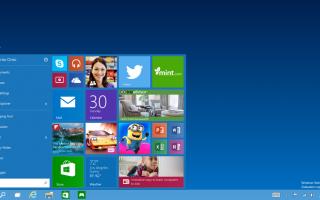 Как удалить приложения по умолчанию из Windows 10