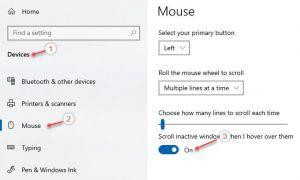 Windows 10 автоматически прокручивает вниз — [решено]