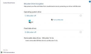 BitLocker замедляет работу Windows 10? [Решено]