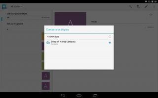 Лучшие приложения для передачи контактов с iPhone на Android