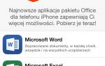 Microsoft Office бесплатно на iPhone и Android