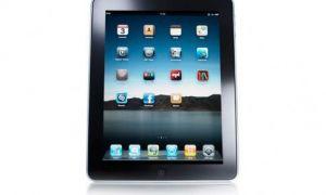 Как зарегистрировать iPad