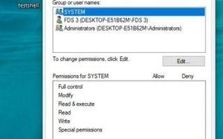 Как стать владельцем файлов и папок в Windows 10? [Решено]