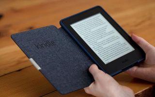 Как читать книги EPUB на Kindle