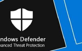 Защитник Windows заблокирован групповой политикой [решено]