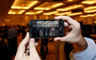 Как транслировать живое изображение с камеры Android в Интернете
