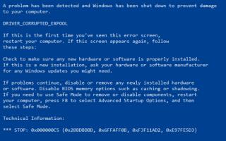 FIX Driver_Corrupted_Expool Ошибка в Windows 10!