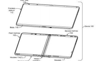 Microsoft может отказаться от двухэкранного дизайна Andromeda для концепции одного экрана