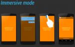 Как заставить полноэкранный режим в любом приложении Android без root