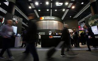 (в) Безопасный: как Mastercard зарабатывает реальные деньги больше как биткойны