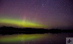 Как сфотографировать метеорный поток Персеид и звезды
