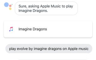 Теперь вы можете использовать Apple Music с Google Assistant на iPhone