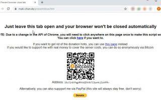 Как заставить Chrome спрашивать перед закрытием всех вкладок?