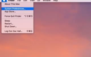 How-To: Удалить и отказаться от автоматической загрузки macOS Sierra, если вы не хотите обновлять