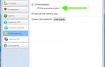 Как отключить смайлики в Skype?
