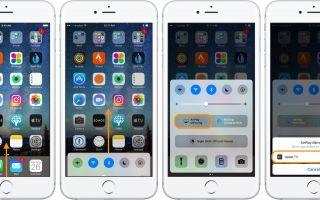 Как подключить iPhone и iPad к телевизору