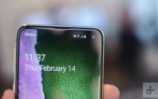 Как сделать разблокировку лица более безопасной в линейке Samsung Galaxy S10