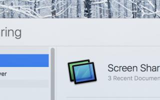 Как поделиться экраном с iOS и macOS, чтобы помочь друзьям и семье с новыми устройствами