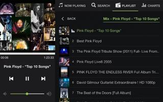 Включите YouTube в мощный музыкальный плеер с надстройкой Chrome