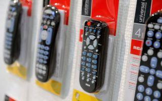 Как запрограммировать RCA Universal Remote