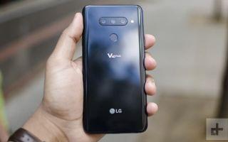 Вот как купить LG V40 ThinQ