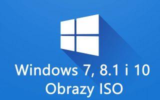 Изображения ISO Windows 7, 8.1 и 10 — самый простой способ загрузить на законных основаниях