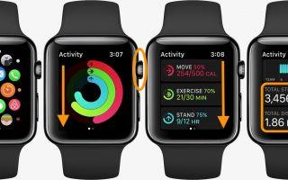 Apple Watch: как отслеживать шаги