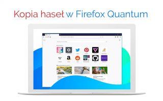Как создать и восстановить резервную копию паролей в Firefox 57 и новее