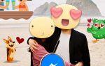 Как вставить наклейки из Facebook на фотографии на Android