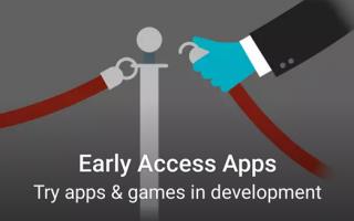 Ранний доступ в Play Маркете! Как загрузить игры и приложения, которые создаются?