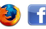 Как интегрировать Facebook с Firefox
