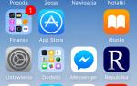 Как изменить расположение значков приложений в iPhone