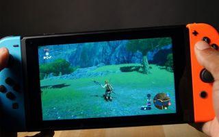 Как записывать и делиться клипами на Nintendo Switch