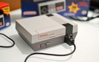 Как взломать NES Classic Edition