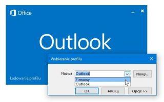 Как создать отдельные профили Outlook для разных учетных записей электронной почты